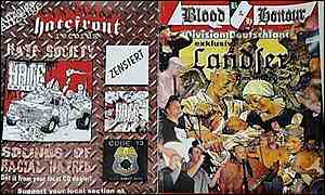 Blood and Honour German branch publication