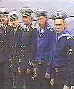 Crew of the Kursk
