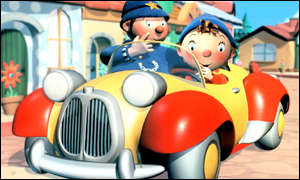Noddy and Mr Plod
