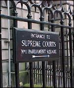 Supreme courts sign