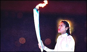 Bbc Sport Olympics2000 Dream Symbol For A New Australia