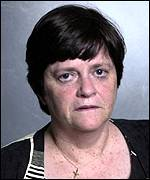 Shadow home secretary Ann Widdecombe