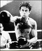 De niro is Raging Bull