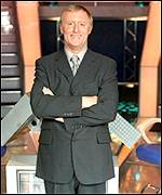 Chris Tarrant presents the original Millionaire quiz