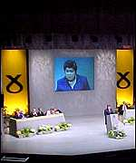 The SNP conference