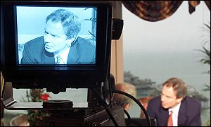 Tony Blair interviewed on Breakfast With Frost