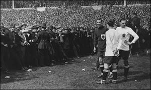 First FA Cup final 1923