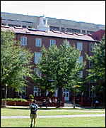 George Washington University campus