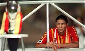 Jardel seeks inspiration from the European Super Cup
