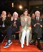 Kinnock, Foot, Cherie Blair, Callaghan