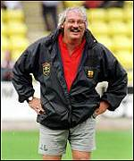 Jim Leishman's side were on top