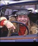 David Jason, star of Only Fools and Horses