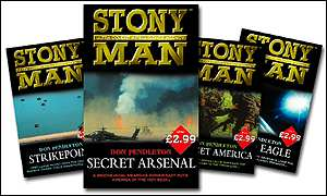 Stony Man books