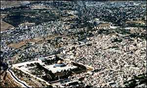Jerusalem from the air