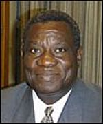 Vice President and NDC presidential candidate John Atta Mills