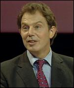 [ image: Tony Blair expressed a