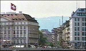 image: [ The World Trade Organisation is based in Geneva in Switzerland ]
