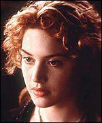 [ image: Titanic star Kate Winslet, widely praised for her role in Jackson's Heavenly Creatures]