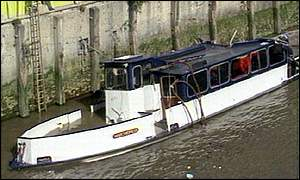 Marchioness passenger boat