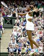 Venus Williams at Wimbledon