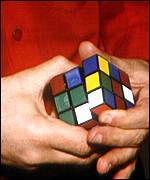 If you thought the Rubik's Cube was hard, don't bother with Eternity