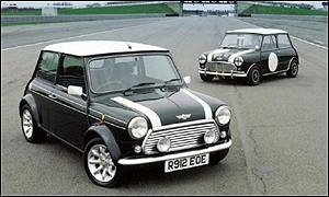 Mini old and new