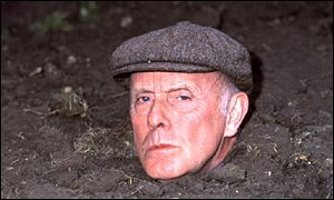 Victor Meldrew played by Richard Wilson
