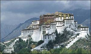 Lhasa Temple