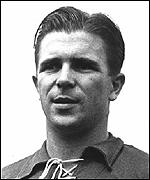 The legendary Ferenc Puskas