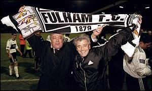 After taking over at Fulham in 1998, Keegan guided them to promotion from Division 2 in 1999.