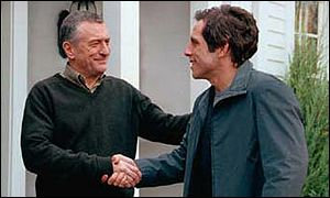 Robert De Niro and Ben Stiller