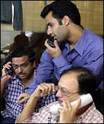 Bombay stockbrokers
