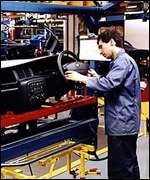 Bbc News Wales New Jobs At Pioneering Motor Plant