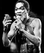 King of Afrobeat, the late Fela Anikulapo Kuti