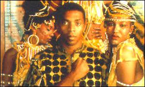 BBC News   AFRICA   Revival of Fela Kuti's 'shrine'