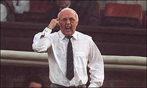 Jim McLean will always be a United legend