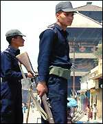 Nepalese police