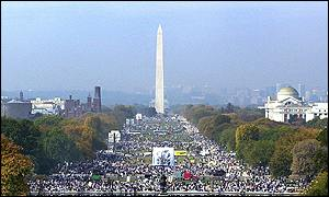 Million Family March Washington DC