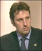 The DUP's Ian Paisley Junior