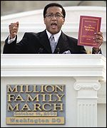 Ben Muhammad, Director of the Million Family March