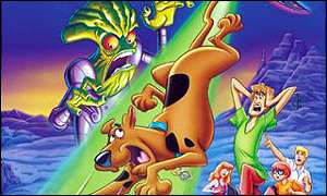 Cover of Scooby-Doo and the Alien Invasion