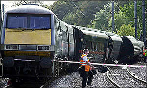 train crash