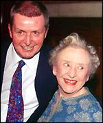 Tony Warren and Doris Speed