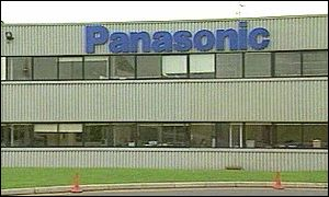 Panasonic, south Wales