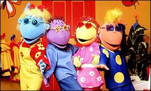 The Tweenies: Bella, Milo, Fizz and Jake