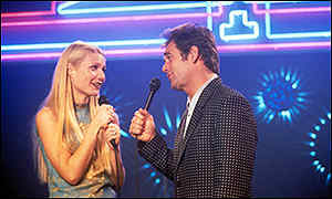 Gwyneth  Paltrow and in the overplayed Duets