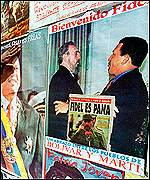 Poster of Castro