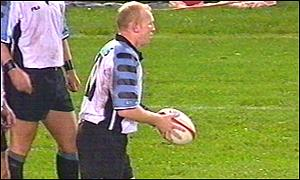 Neil Jenkins: Cardiff hero with 24 points