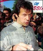 Imran Khan: Took to politics after cricket