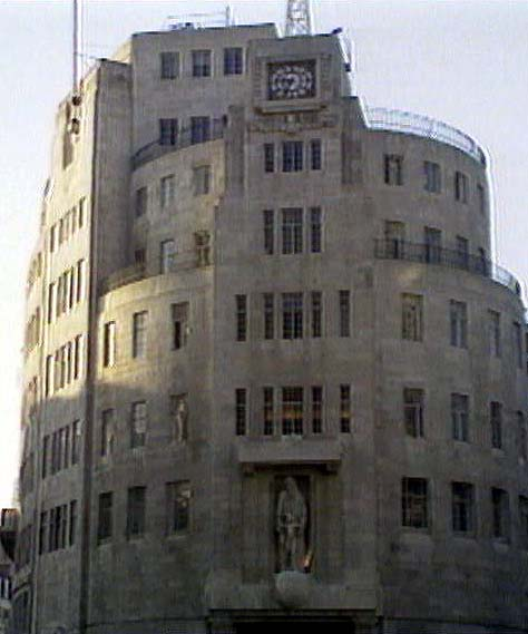 [ image: Broadcasting House - home of the Today programme for 40 years]